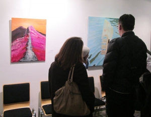 Ausstellung Burgbrohl Hartung ART
